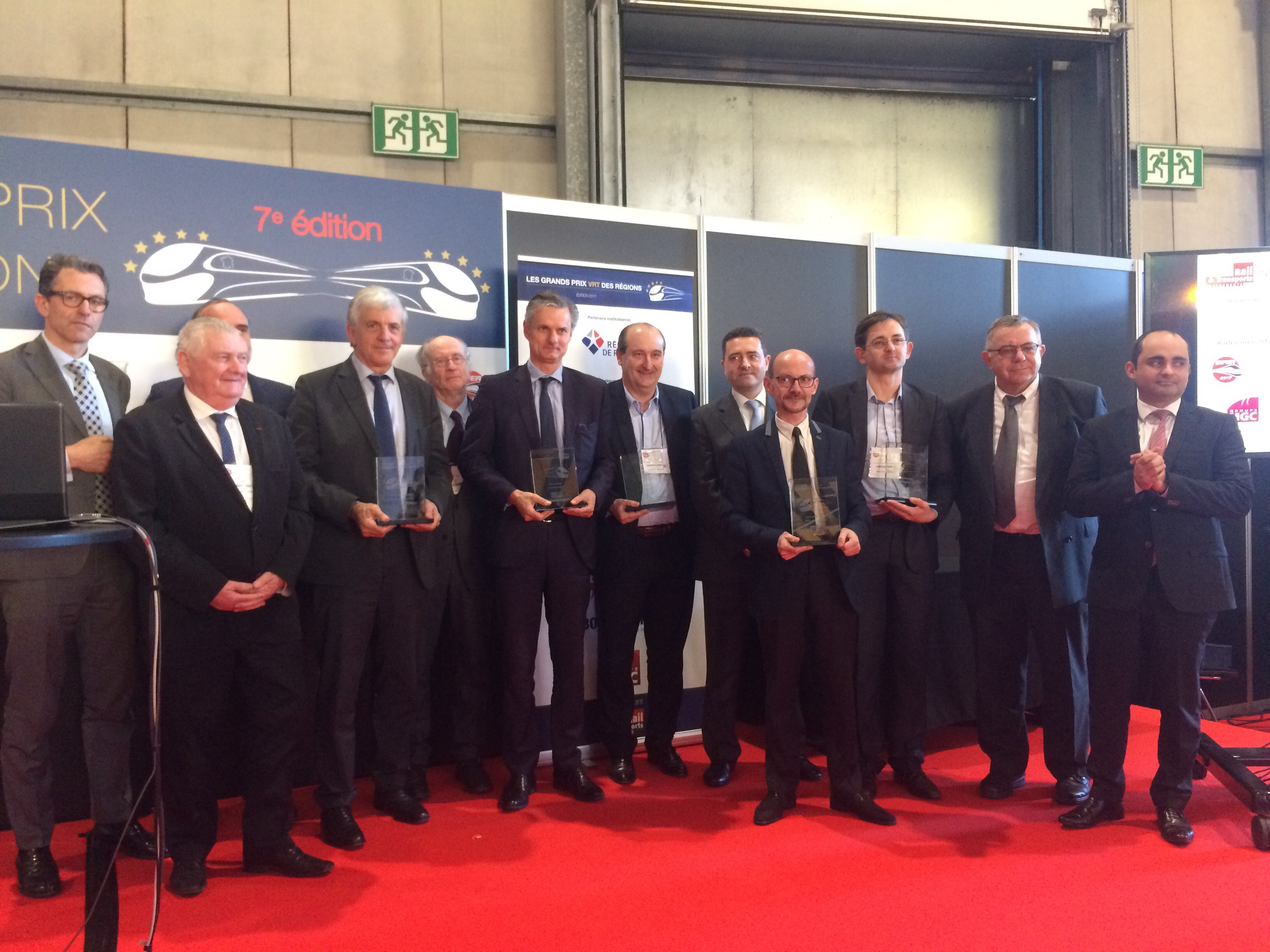 Ville rail et transports, regions, prix, TER, train, transport, mobilite, territoires, innovation, autocar