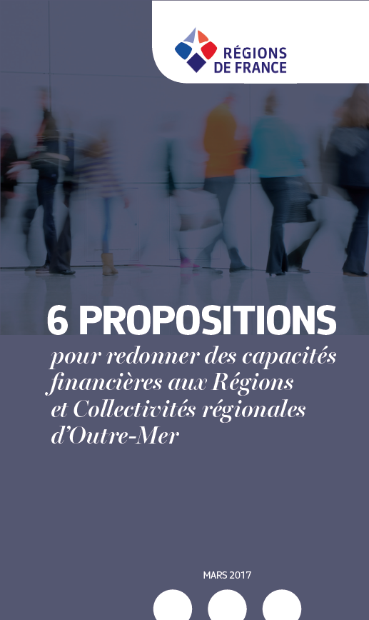 outre-mer, propositions, Regions, France, collectivites, finances, fiscalite, presidentielle, candidats
