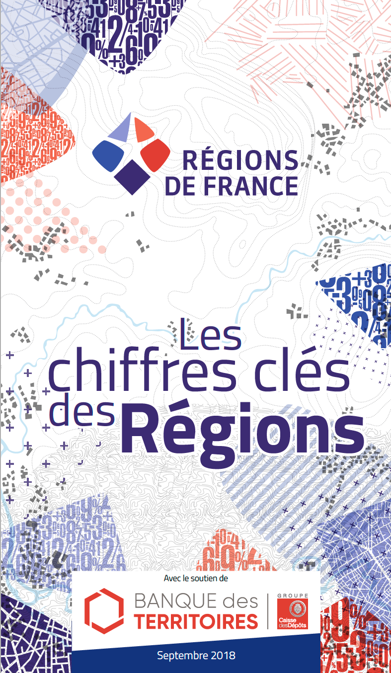 chiffres cles regions 2018