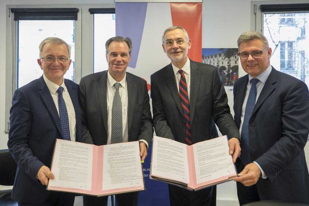 Régions, France, Transdev, mobilité, partenariat, convention