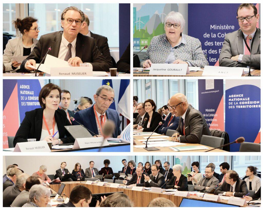 France, Régions, comité, Etat, fonds européens, simplification