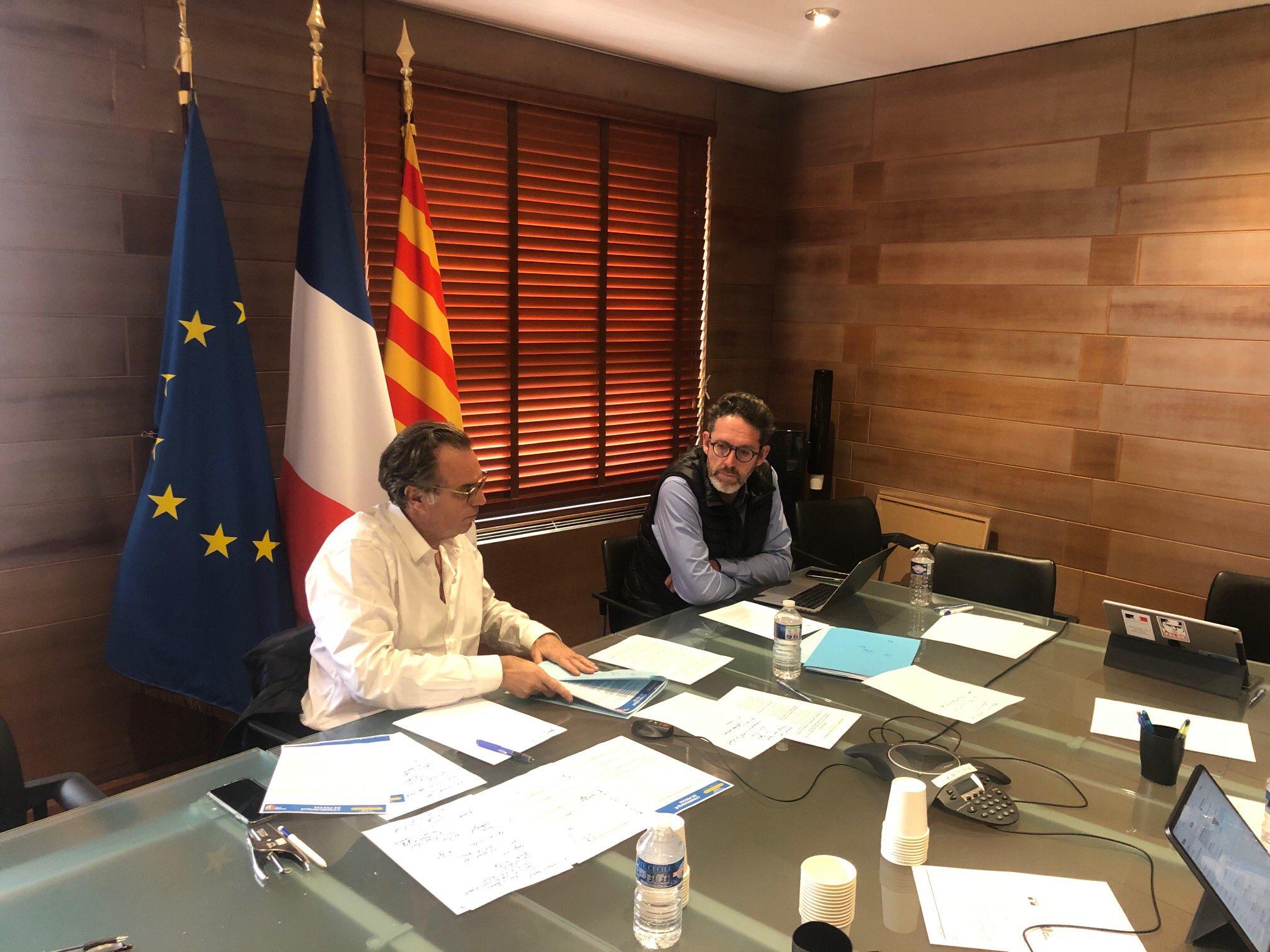 Régions, France, relance, économie, Covid-19