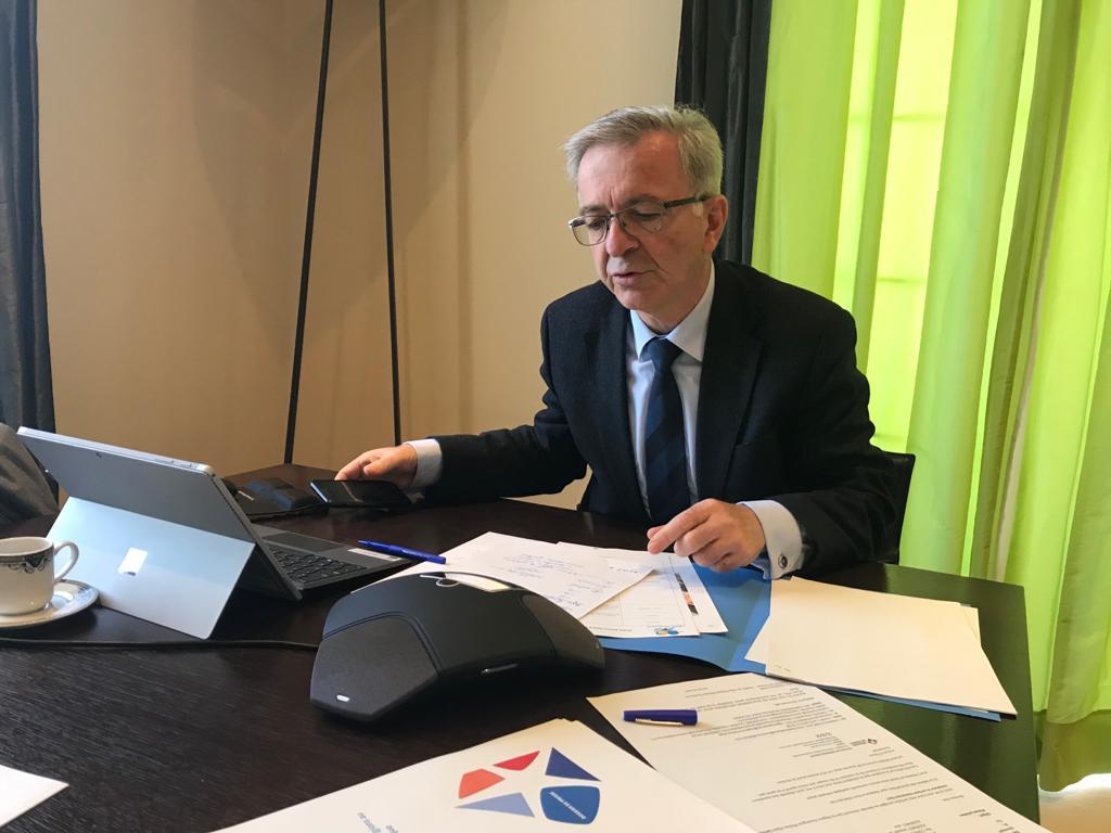François Bonneau, régions, France, lycée, éducation, numérique, confinement, Covid-19