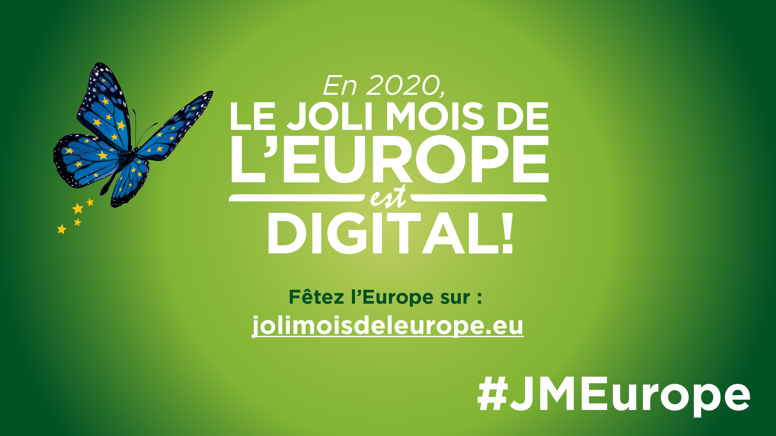 Europe, joli mois, régions, France, digital, 2020