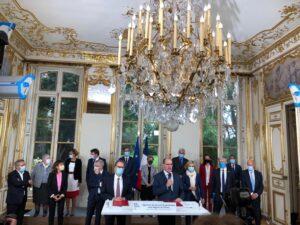 Etat, Régions, Accord de partenariat, Covid