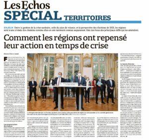 Article, Les Echos, Congrès