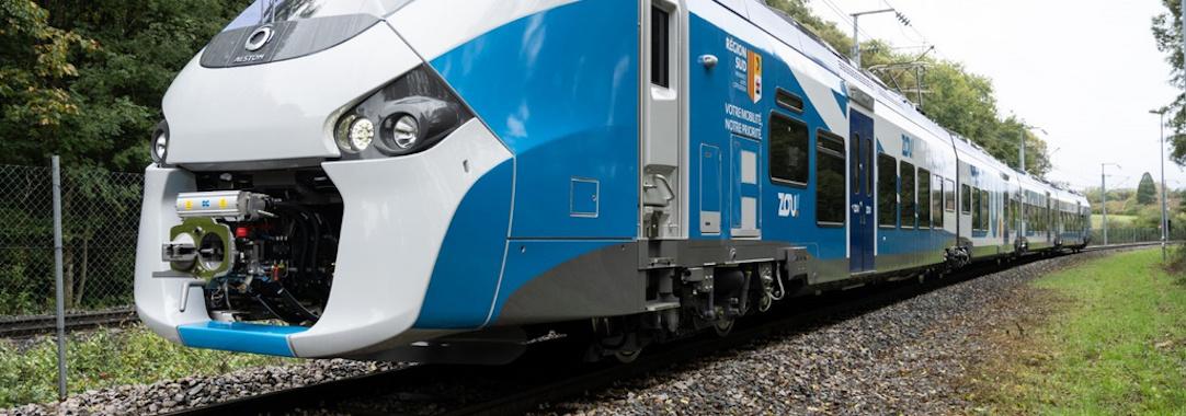 Alstom, région, sud, trains, Regiolis, livraison, mobilités, transports