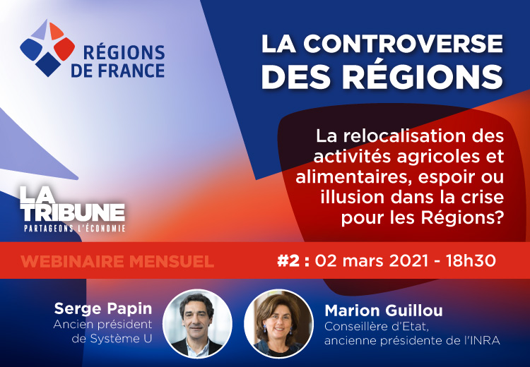 controverse, régions, france, webinaire, agriculture, alimentaire, crise