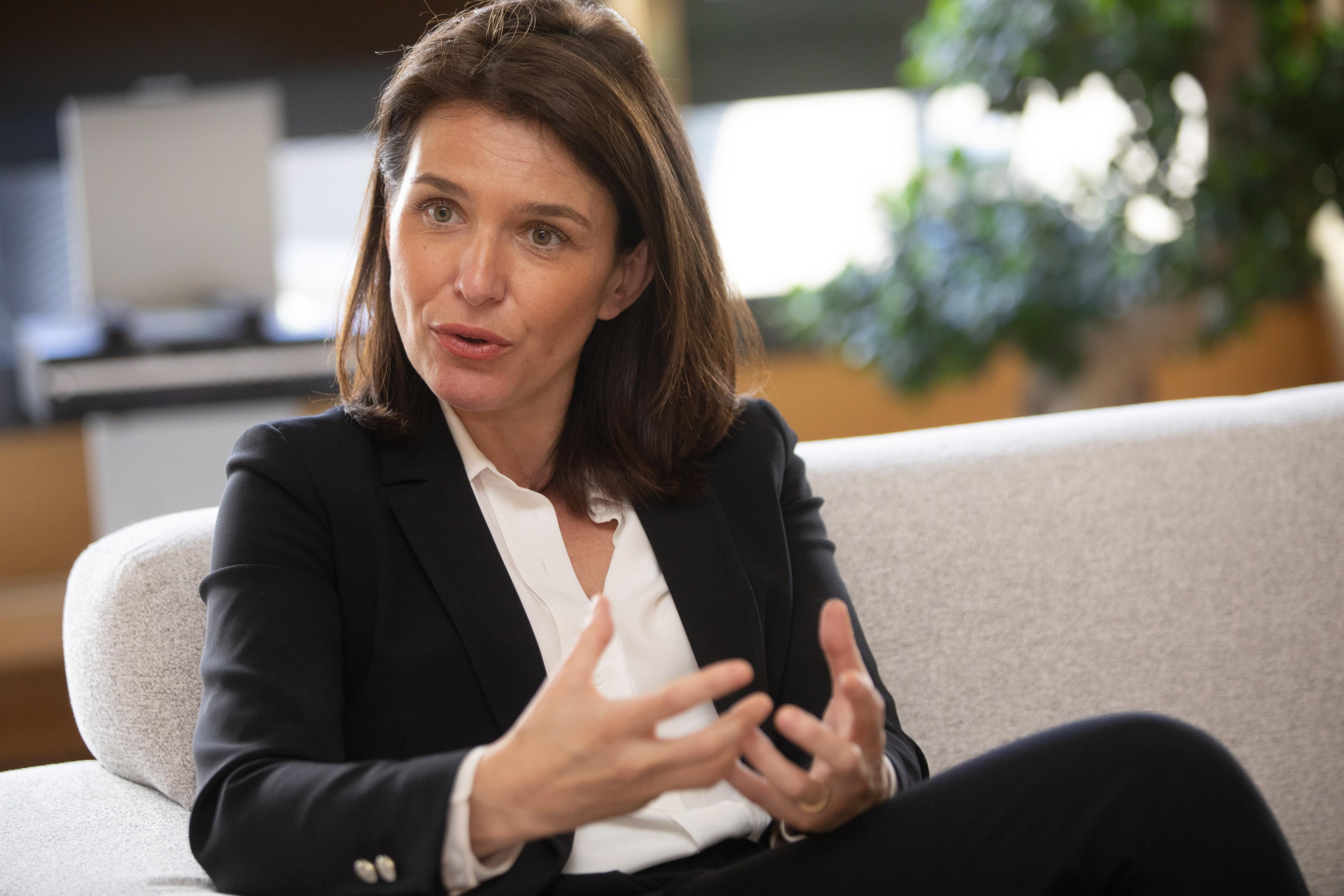 Christelle Morançais, présidente, région, Pays de la Loire