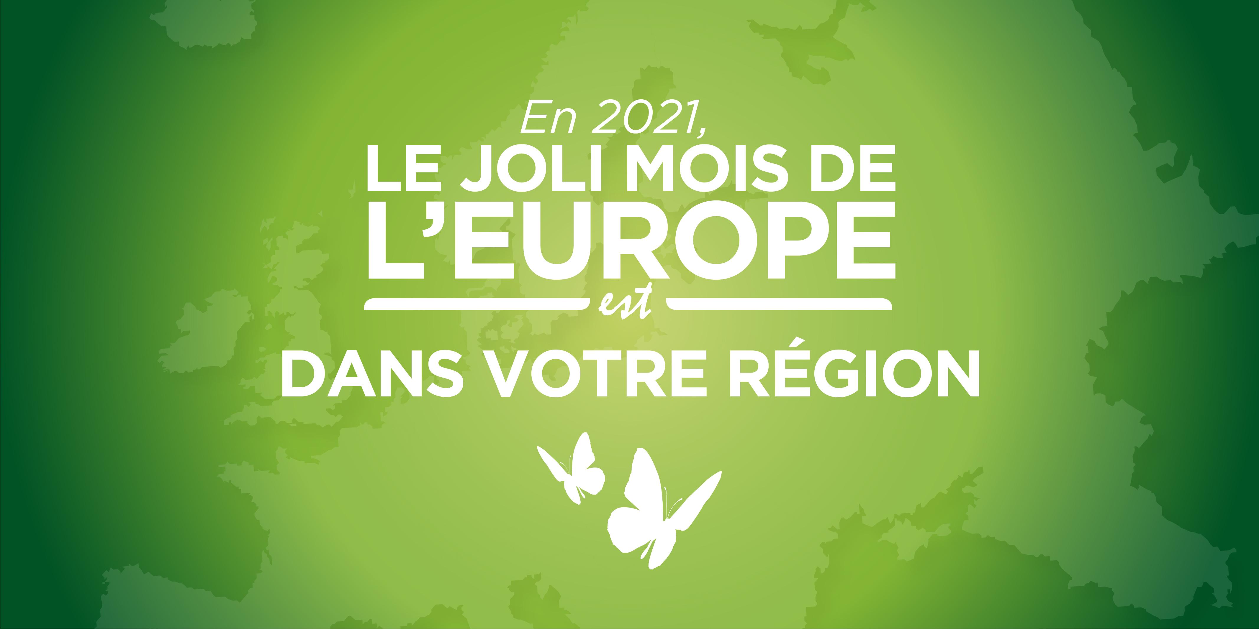 joli mois de de l'Europe, Régions, Europe