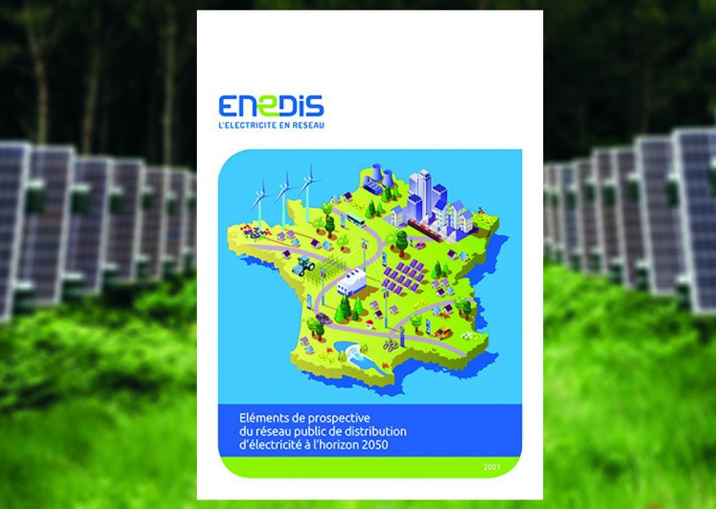 Enedis, réseau, électricité, prospective, distribution, territoires, régions