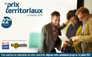 Prix territoriaux, la Gazette, GMF, actualité partenaire